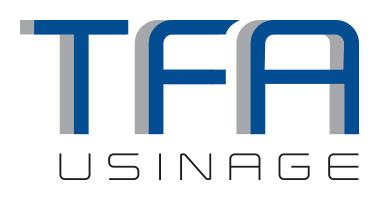 Logo TFA Usinage